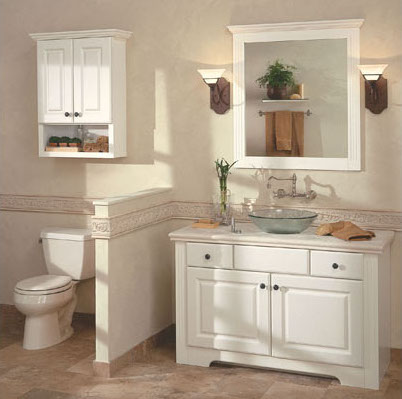Mid Continent Bathroom Cabinets